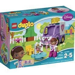 Doc Mcstuffins Rosie The Ambulance Lego Duplo Disney 10605 doc mcstuffins