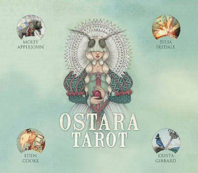 ostara tarot 0764352822 ostara tarot with guidebook by morgan applejohn eden cooke krista gibbard booksamillion