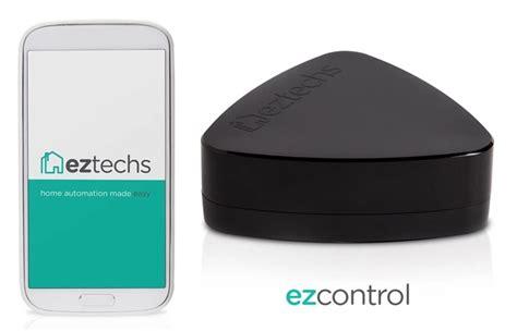 ezcontrol home automation system hits kickstarter