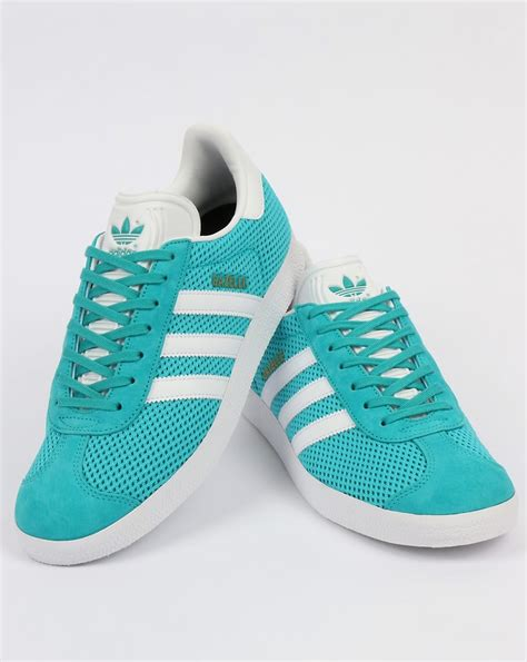 Adidas Prewalker White Blue adidas gazelle textile trainers energy blue white