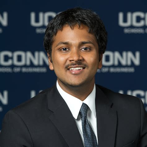 Mba Connecticut by Nanda Kommineni Uconn Mba Program