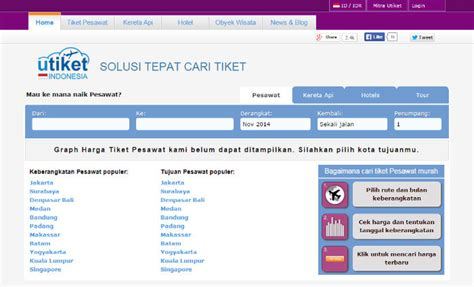 membuat website booking tiket pesawat 9 website booking tiket pesawat indonesia