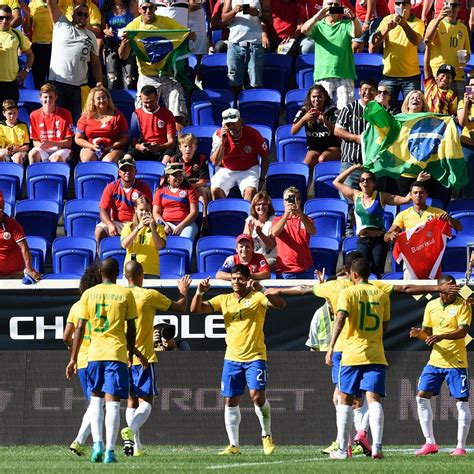 Brazil Vs Costa Rica Brazil Vs Costa Rica Winners And Losers From