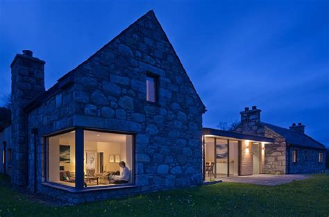 Armadillo Homes Floor Plans inspiring old cottage rehabilitation in scotland the