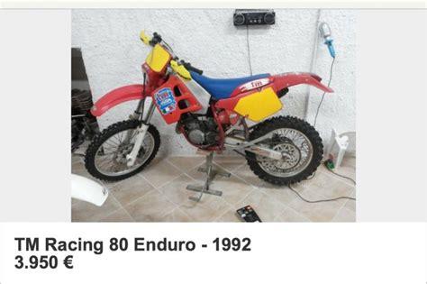 Re Moto 2816 by Moto Tm Cardel 224 St Marcel D Ard 232 Che Team Tm Epoca