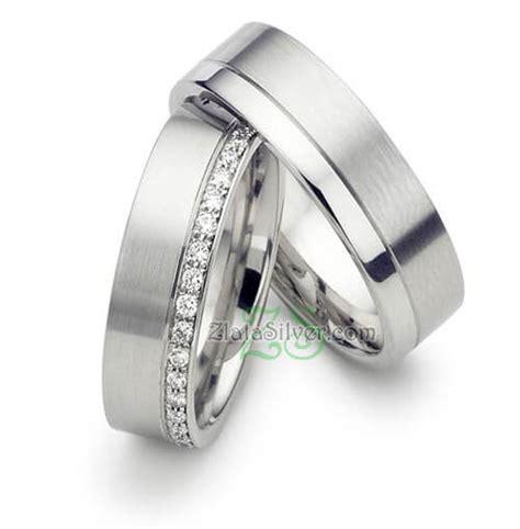 Cincin Palladium Nikah Perak Pasangan Tunangan Kawin 585 cincin kawin rukmi zlata silver