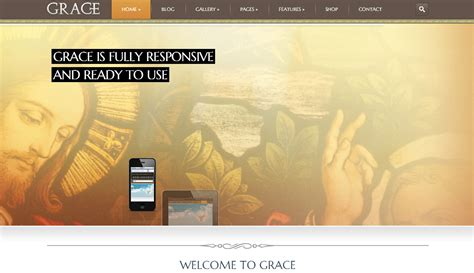 christian missionary wordpress theme a wordpress template