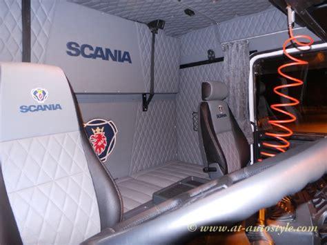 scania  interior  autostyle