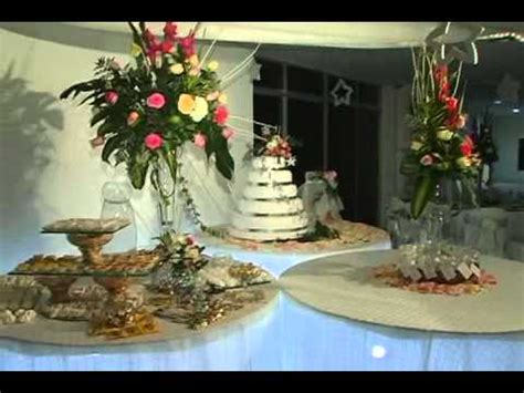 Baby Shower Table Setting by Casa Cristal 15 A 241 Os Decoracion Youtube