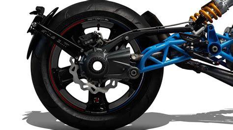 custom bmw    sport bike hunter