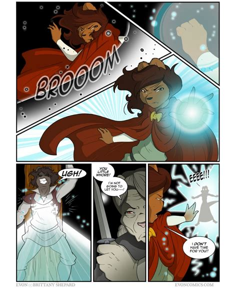 Reon Comic Volume 09 evon 187 volume four chapter 16 page 625