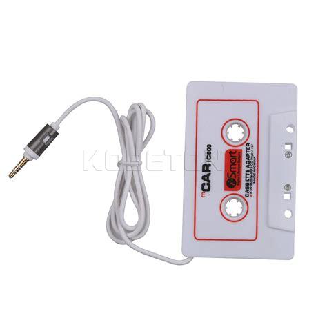 cassetta adattatore aliexpress buy kebidumei car cassette adapter
