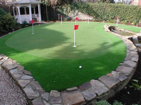 http://www.landscaping.ie   This is a synthetic golf