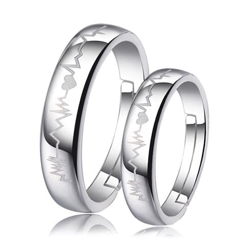 Wedding Bands Couples by Rings Matching His And Hers Promise Rings For
