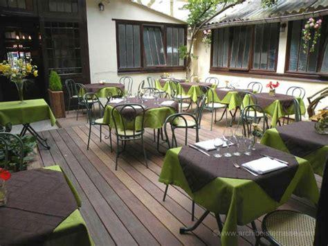 terrasse hotel terrasses en bois professionnelles de bar hotel et restaurant