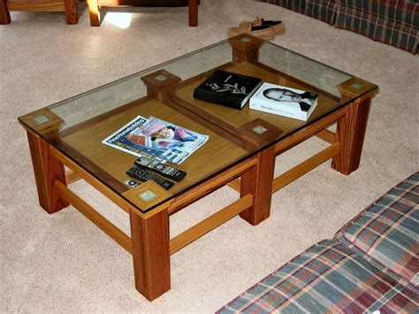 Display Coffee Table Plans Glass Top Display Coffeee Plans Industrial For With Images On Fascinating Coffee Table Drawers