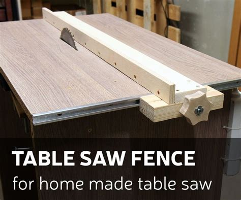 How To Make A Table Saw Fence by Best 25 Table Saw Ideas On