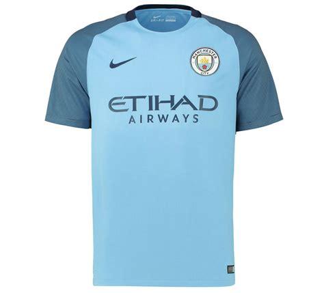 Tshirt Psja Jakarta Football Club manchester city 16 17 home soccer jersey bestcheapsoccer