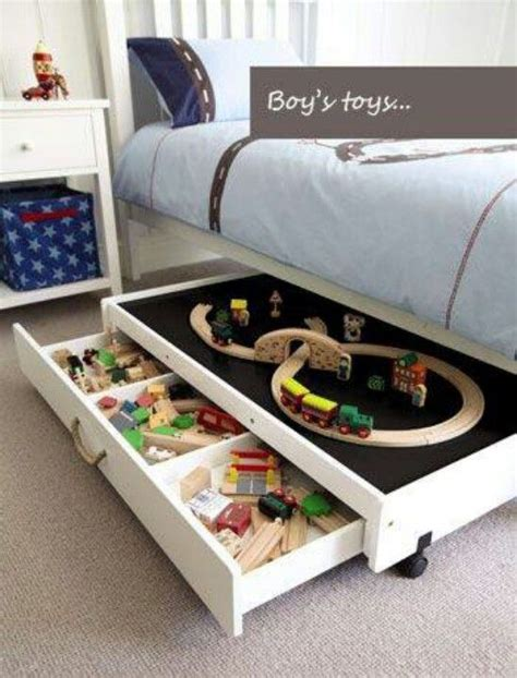 under bed storage ideas under bed storage boys rooms pinterest