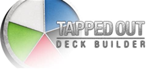 Tappedout Deck Builder by Mtg Deck Builder And Community Tappedout Net