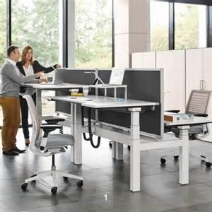 Project Height Desk Ology Height Adjustable Bench Desks Hunts Office Furniture