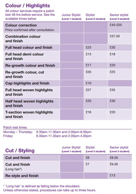 Hair Dresser Prices by Prices For Hair Extensions In South Lash Extensions Uk