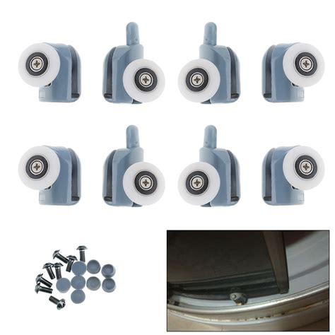 shower door clearance clearance 8 single top bottom shower door rollers wheels