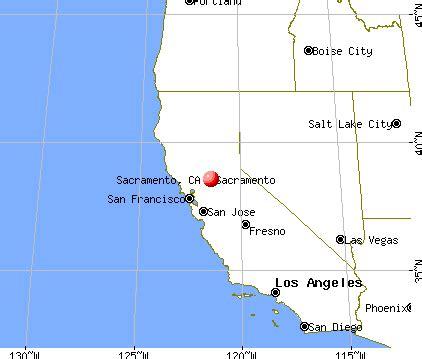 map of sacramento ca sacramento california ca profile population maps