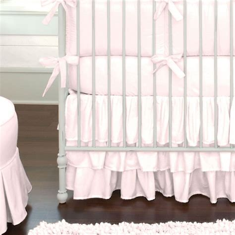 Plain Pink Crib Bedding by 1000 Images About Crib Bedding On