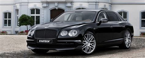 bentley flying spur modified bentley flying spur tuning startech refinement