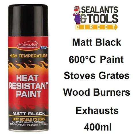 Heat Resistant Paint For Chimineas Everbuild Purimachos Aeorsol Spray Sealants Tools Direct