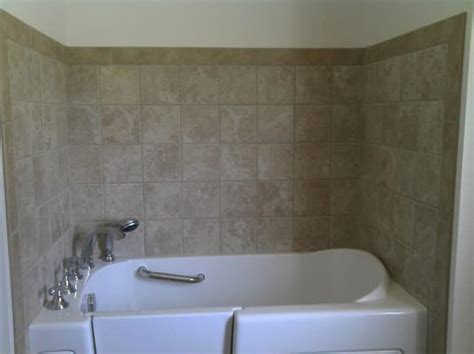 tile bathtub surround specialty tub with tile surround yelp
