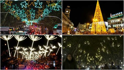 imagenes navideñas sorprendentes las 10 iluminaciones navide 241 as m 225 s sorprendentes de