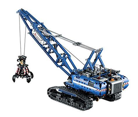 lego crawler crane 42042 lego technic 42042 crawler crane import it all