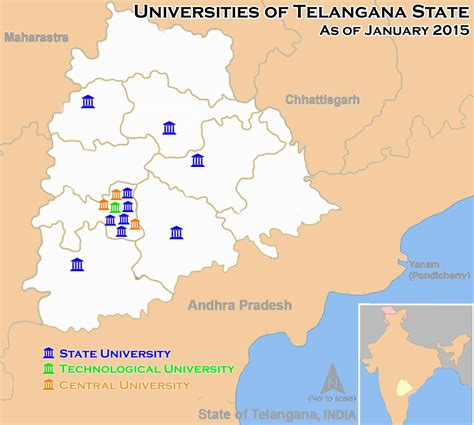 Mba Colleges In Telangana State by List Of Educational Institutions In Telangana