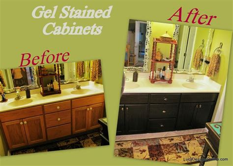 diy gel stain kitchen cabinets lucy designs diy how to use gel stain gel stained