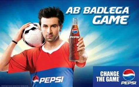 pepsi commercial larry actress bollywood actors who are selling cold drinks this summer