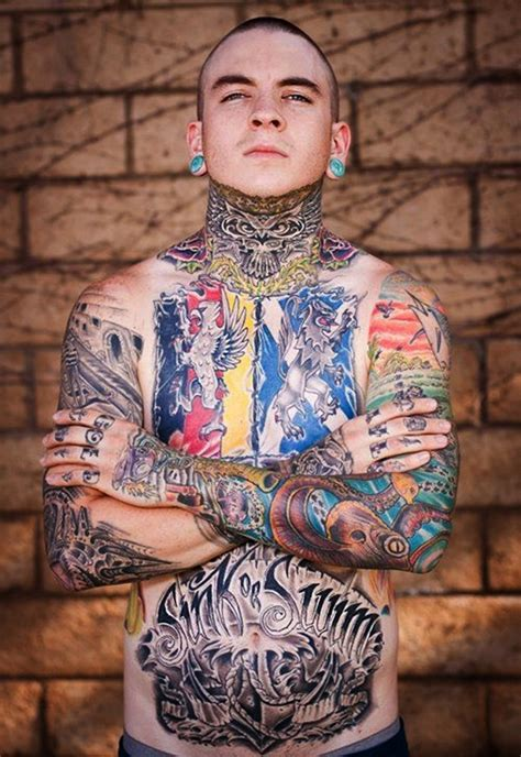 top 50 full body tattoo designs for men and women