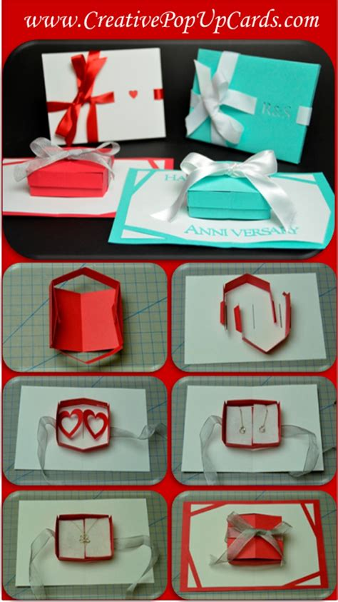Gift Box Pop Up Card Template by Gift Box Pop Up Card Tutorial Creative Pop Up Cards