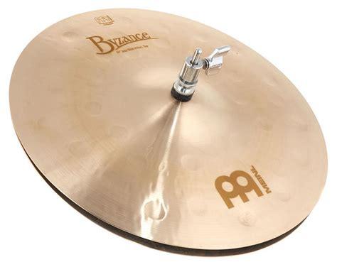 Meinl Cymbal Byzance Traditional Thin Hihat 14 meinl 14 quot byzance jazz hi hat thin thomann united states