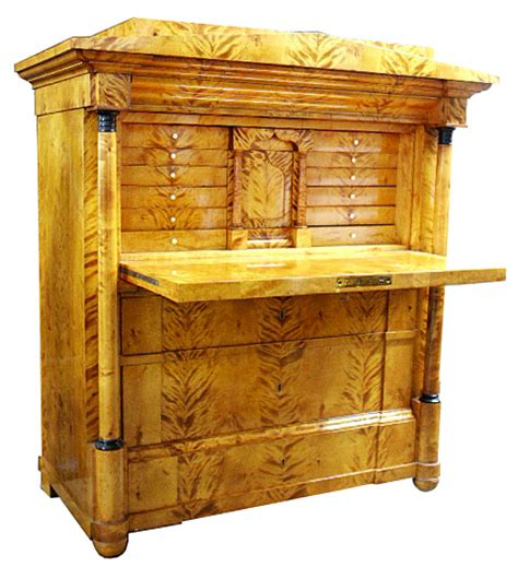 ori furniture cost rare antique biedermeier style desk for sale antiques