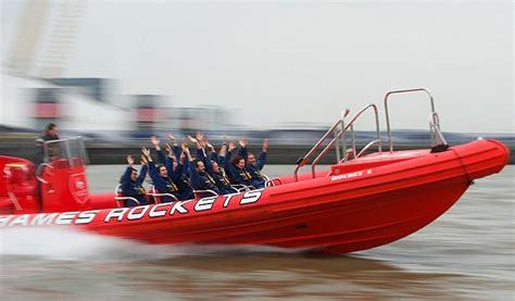 thames barrier speed boat high speed sightseeing tour launches on london s thames