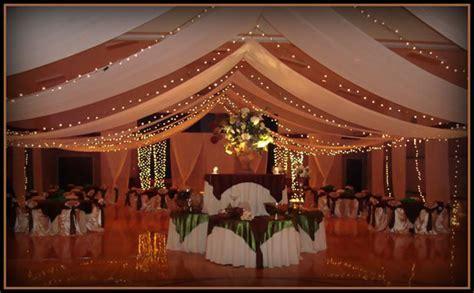 Super Elegant Cultural Hall Wedding Decorations   LDS S.M