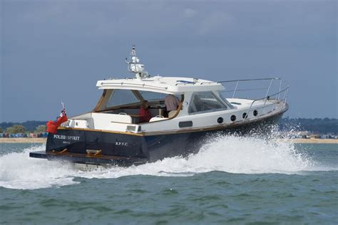volvo penta forward drive debuted at the miami