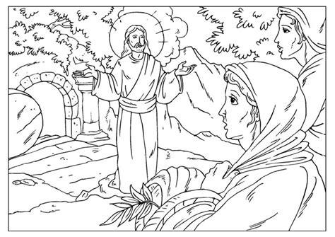 imagenes religión judía dibujo para colorear resurrecci 195 179 n de jes 195 186 s img 25921