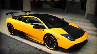 Yellow Lamborghini Images Lamborghini Black And Yellow Wallpaper 580597