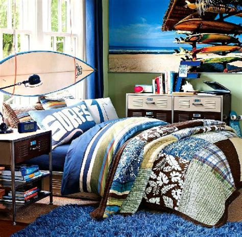surf bedroom ideas 10 teen room ideas to keep your boys happy
