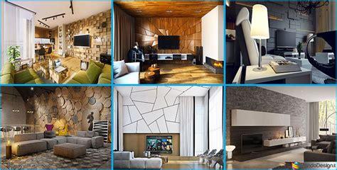 idee per parete soggiorno rivestimenti per pareti soggiorno 30 idee di design