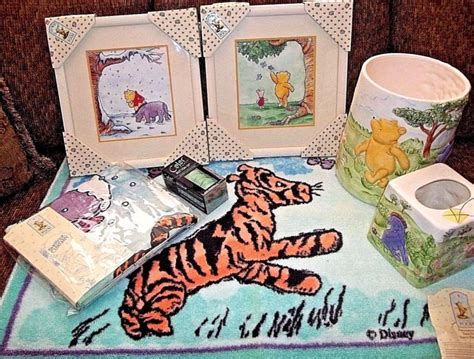 classic winnie the pooh rug classic pooh set shop collectibles daily