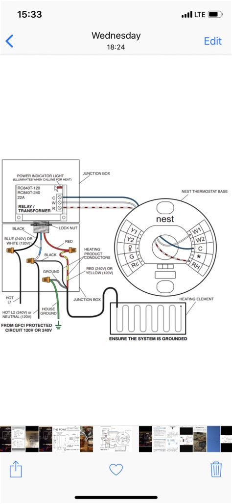 low voltage thermostat wiring diagram jeffdoedesign
